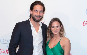 Jamie Jewitt and Camilla Thurlow, Fearne Cotton at Cath Kidston Fashion Launch Event