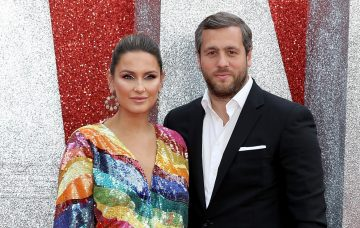 Sam Faiers and Paul Knightley attend the 'Ocean's 8' UK Premiere held at Cineworld Leicester Square