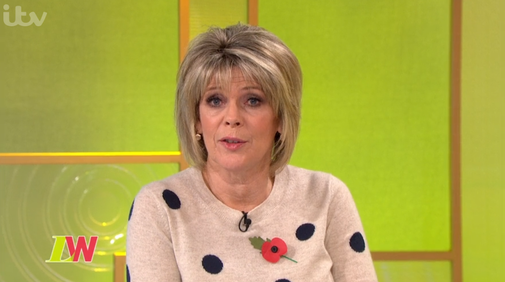 Ruth Langsford reveals what she would have changed about her wedding day
