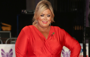 Gemma Collins at the Pride of Britain 2018
