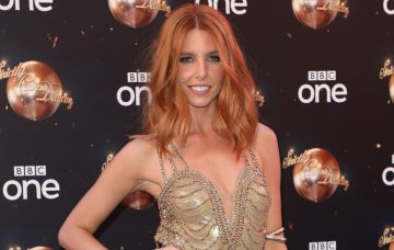 Stacey Dooley at the Strictly Come Dancing launch 2018