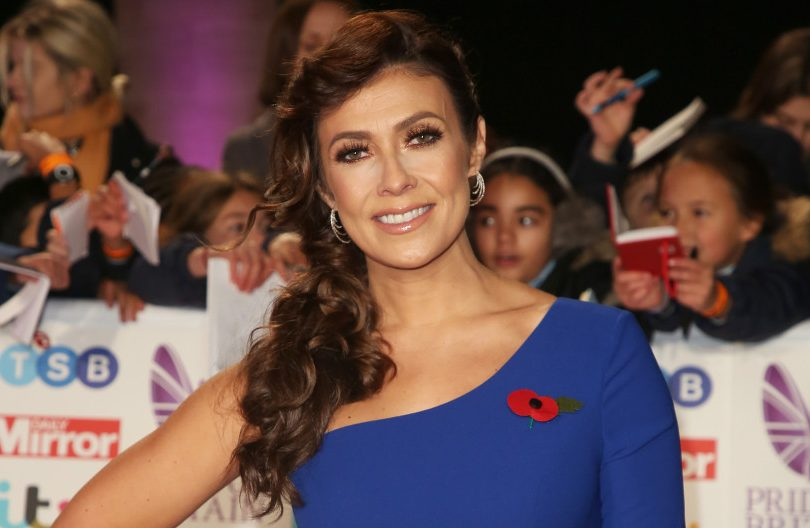 "Kym Marsh says she's ""in complete awe"" of boyfriend Scott Ratcliff"