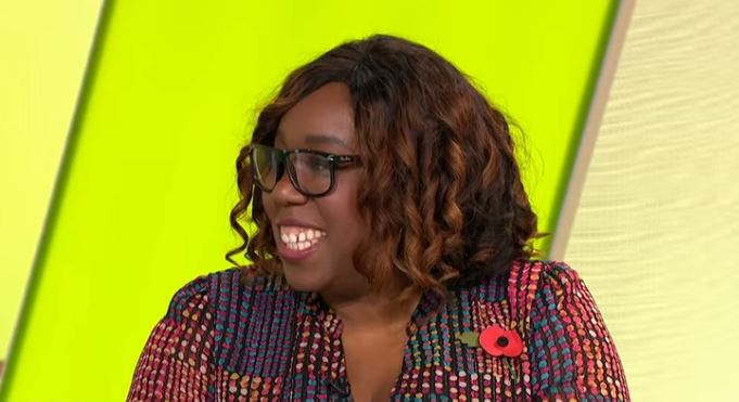 Loose Women's Chizzy Akudolu mistaken for Alison Hammond