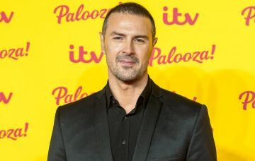 Paddy McGuinness at The ITV Gala at the Royal Festival Hall (Credit: Jeff Moore / SplashNews.com)