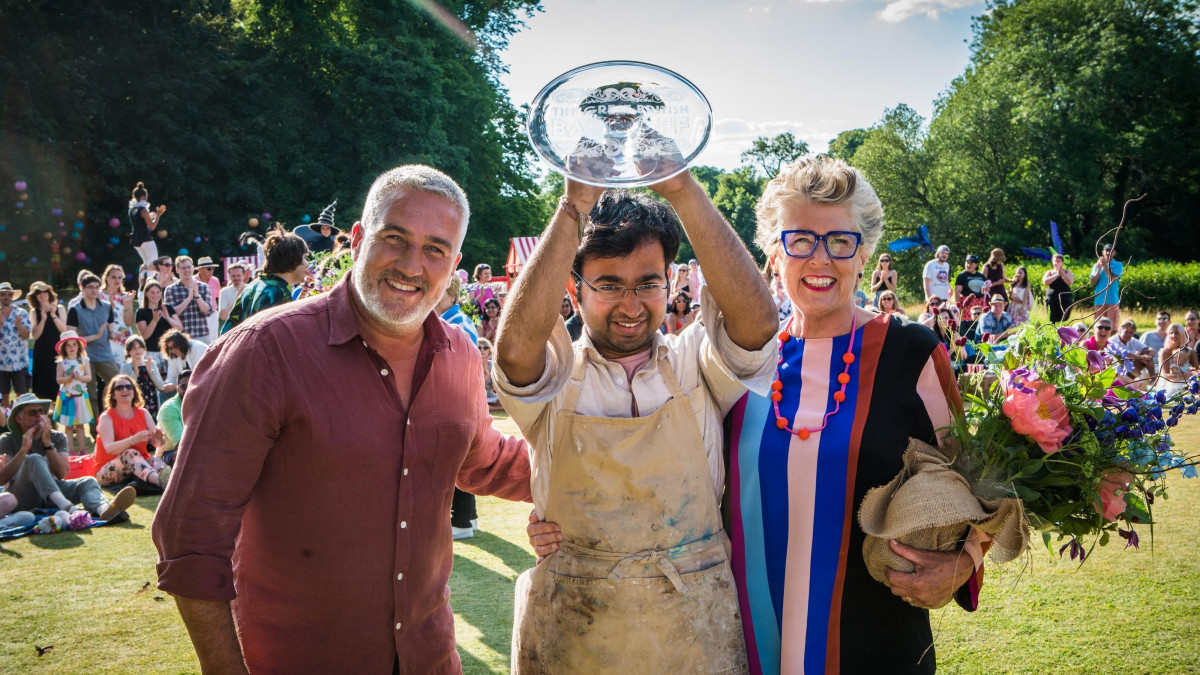 Ex-Great British Bake Off winner defends Rahul Mandal's victory