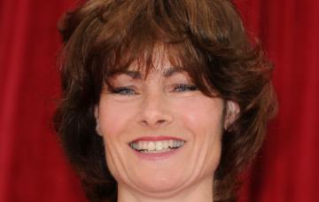Janet Dibley British Soap Awards