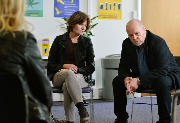 Lorna Cartwright, Phil Mitchell EastEnders, Credit: BBC