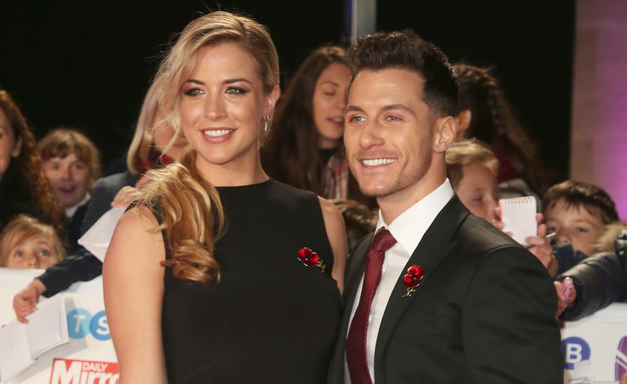 Strictly's Gorka Marquez gets giant tiger tattoo to the surprise of Gemma Atkinson!