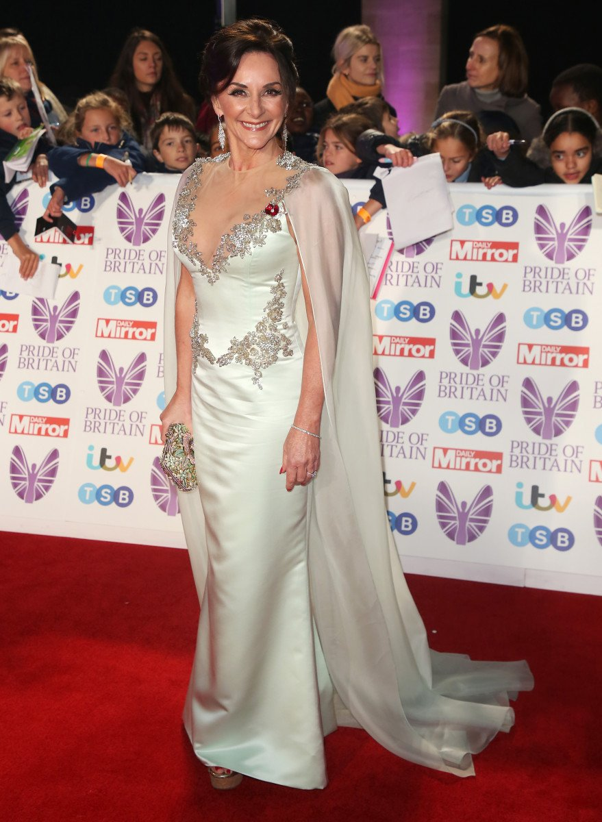 Shirley Ballas at The Pride of Britain 2018