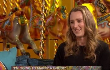 This Morning guest engaged to a ghost