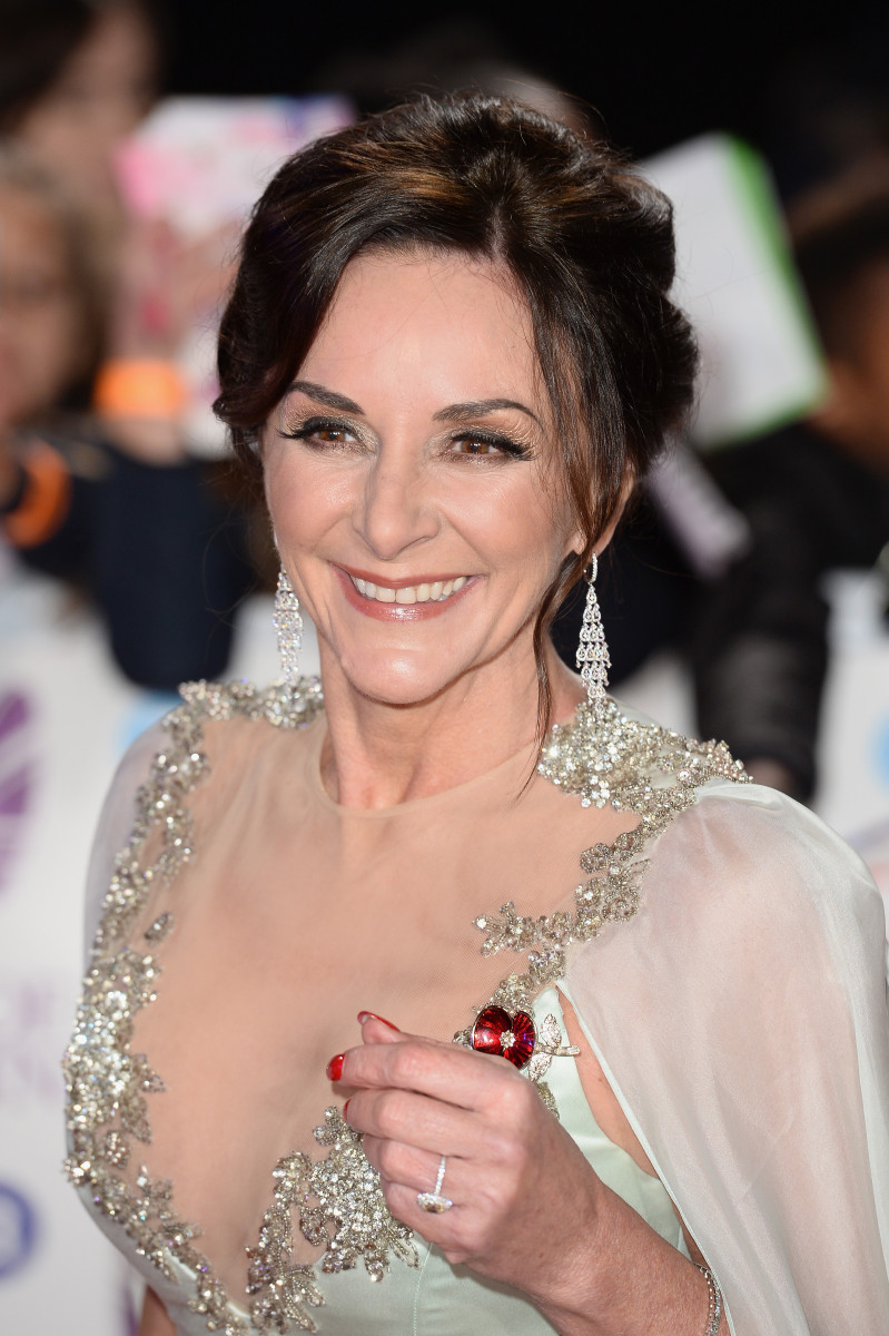 Shirley Ballas attends the Pride of Britain Awards 2018