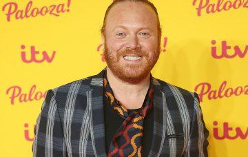 Keith Lemon at The ITV Palooza