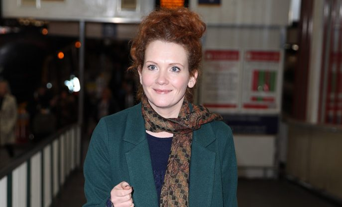 Jennie McAlpine shares son Albert's sweet card to new baby sister Hilda