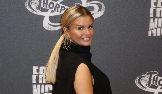 "Kerry Katona hits back after trolls slate her ""tinfoil"" look"