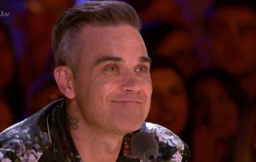 Robbie Williams, X Factor