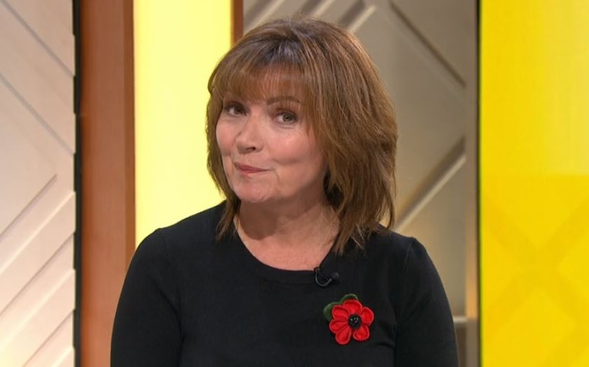 Lorraine Kelly claims she'd STRANGLE Piers Morgan if he was her co-host