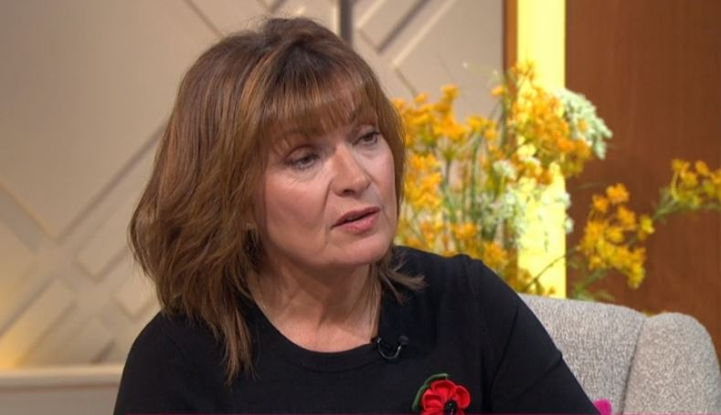 Lorraine Kelly opens up about 'difficult' time after having a miscarriage