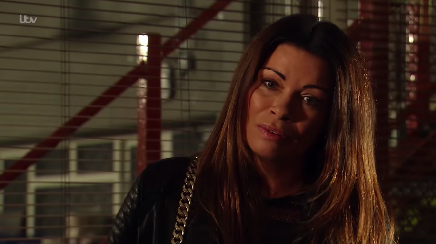 Coronation Street SPOILER: Did Carla set fire to Peter's boat?