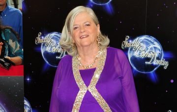 Ann Widdecombe attends the line-up launch for 'Strictly Come Dancing' 2010 in London