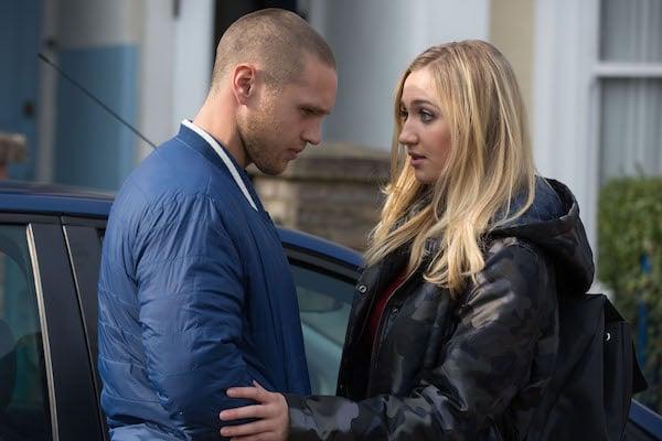 EastEnders SPOILER: Louise and Keanu ON?