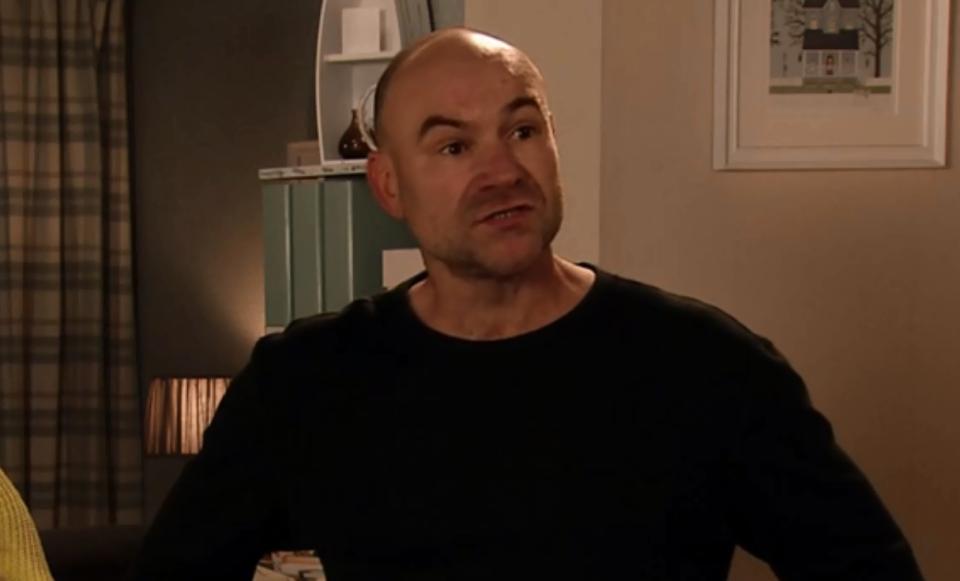 Coronation Street SPOILER: Tim to suffer tragic heart attack