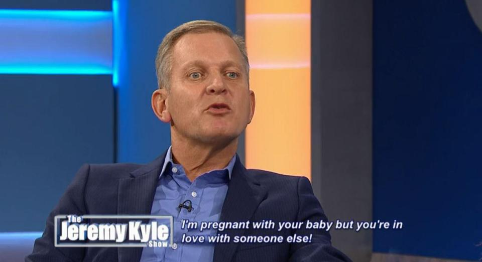 a37d18afd Jeremy Kyle mocks couple who met in Argos | Entertainment Daily