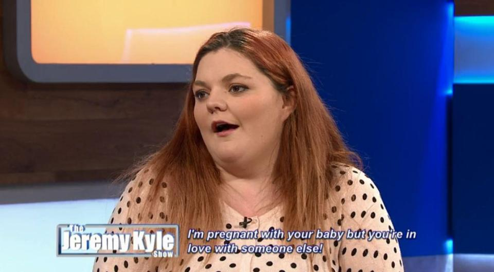5a5b1dbfb Kylie revealed she met James in Argos (Credit: ITV). Read More: Jeremy Kyle  caught flirting with attractive guest