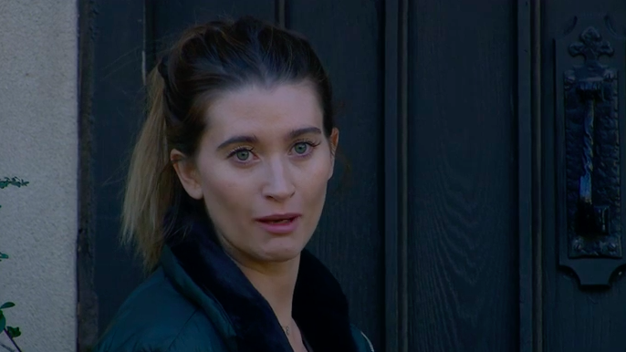 Emmerdale SPOILER: Debbie Dingle in terrifying confrontation with Joe's murderer Graham