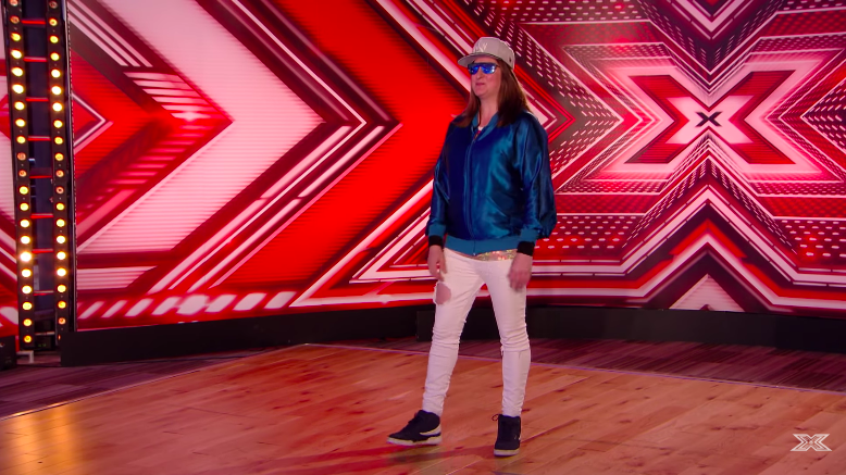 X Factor's Honey G gives up showbiz for a High Street job