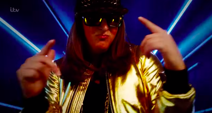 Honey G says she is X Factor All Stars' best chance of getting a Christmas Number One