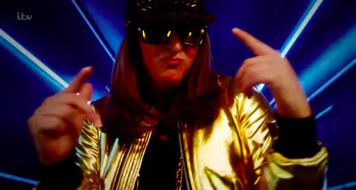 77c7ef595f5b X Factor s Honey G gives up showbiz for a High Street job ...