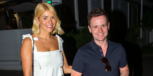 Holly and Dec pictured together Down Under ahead of I'm A Celeb