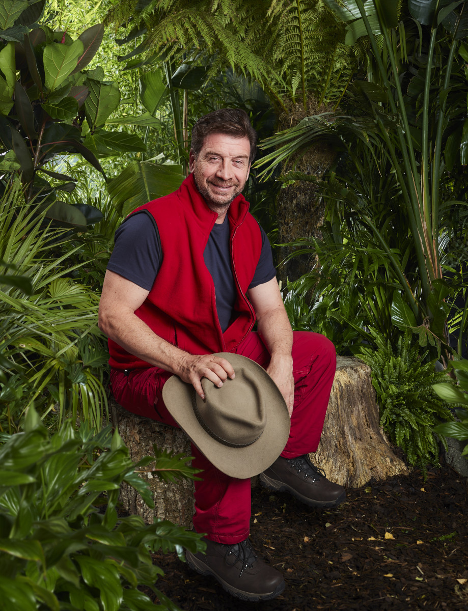 I'm A Celebrity Nick Knowles