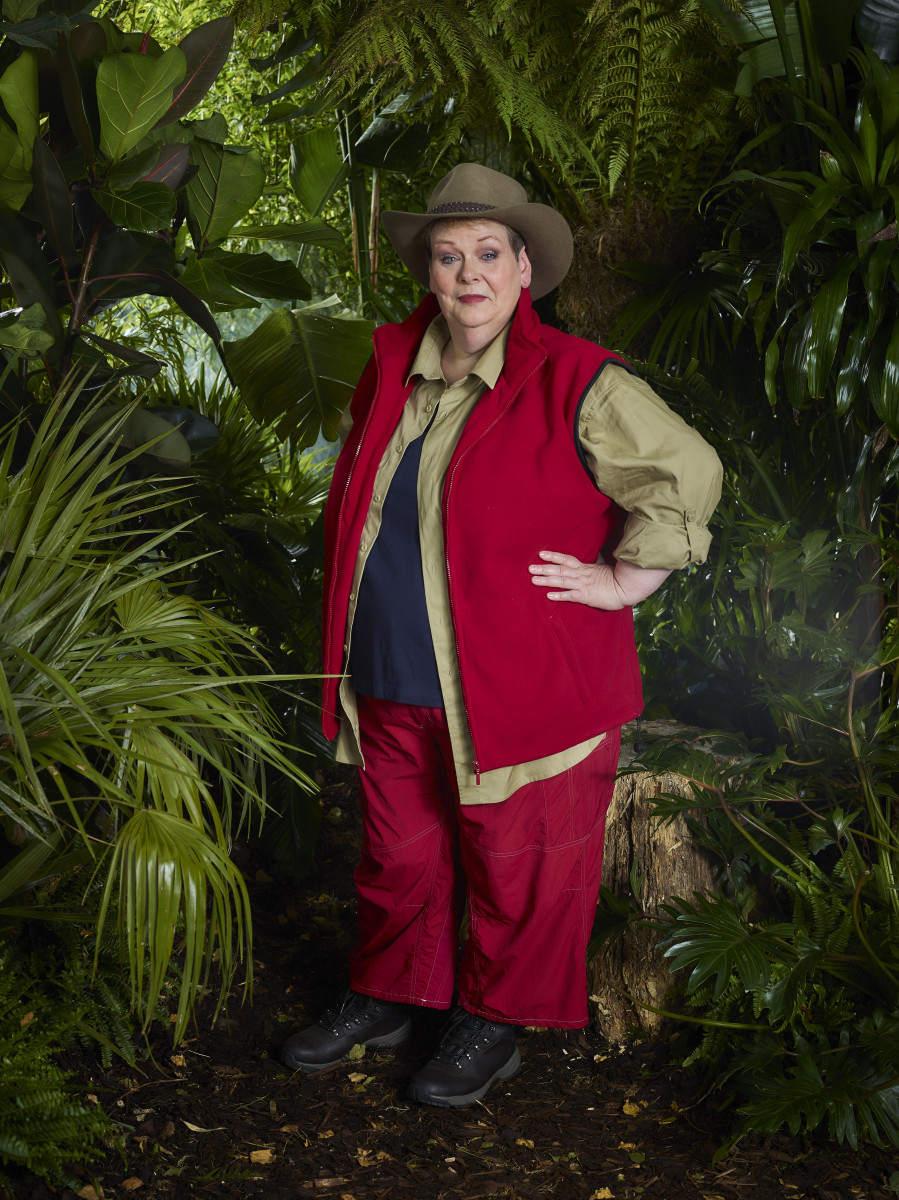 I'm A Celebrity Anne Hegerty