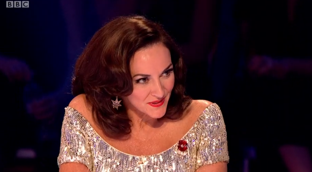 Shirley Ballas Strictly Come Dancing
