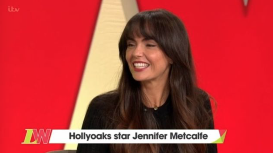Hollyoaks actress Jennifer Metcalfe reveals why she was relieved when boyfriend Greg didn't propose