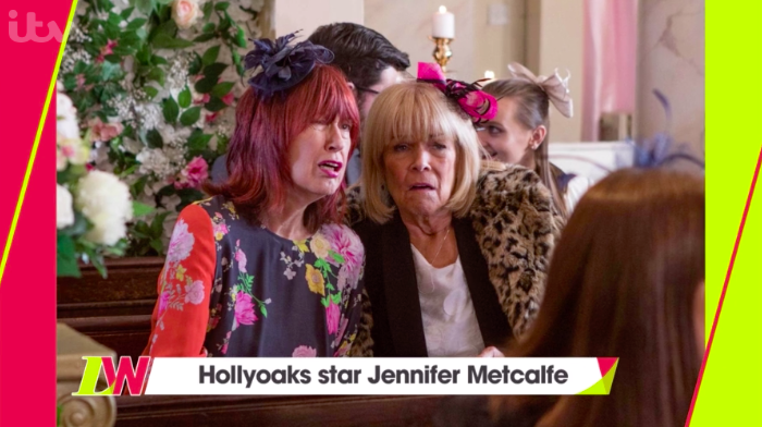 Loose Women's hilarious cameo on Hollyoaks