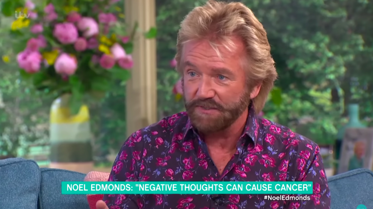 noel edmonds this morning