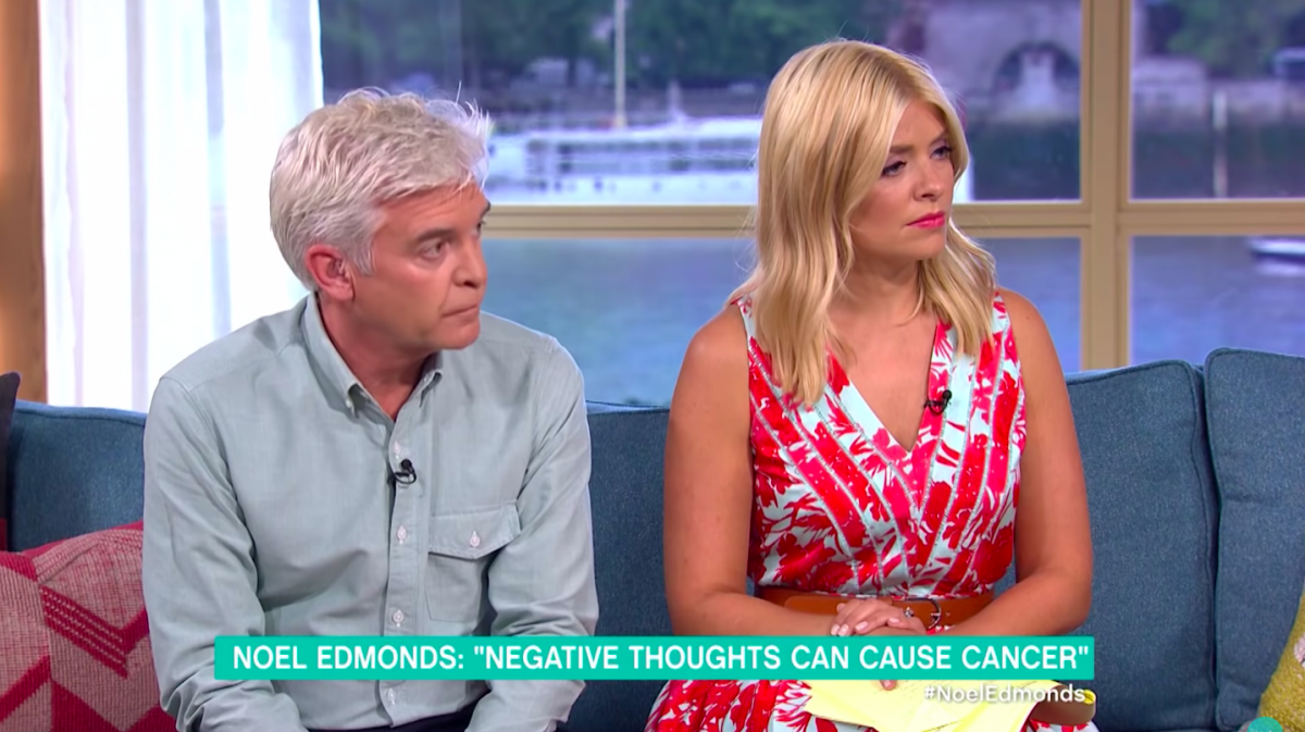 phil schofield holly willoughby this morning