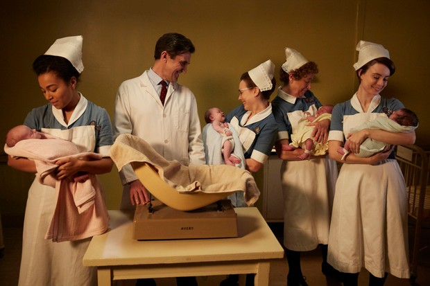 Call The Midwife favourite joining Strictly Come Dancing?