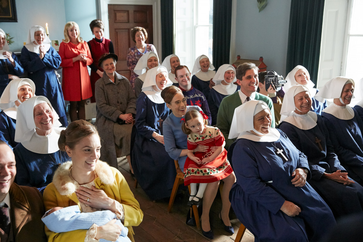 Everything we know about Call The Midwife series 8 and Christmas special
