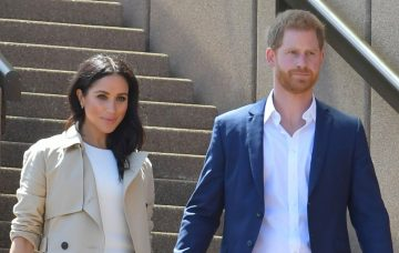 Meghan Markle Prince Harry WENN