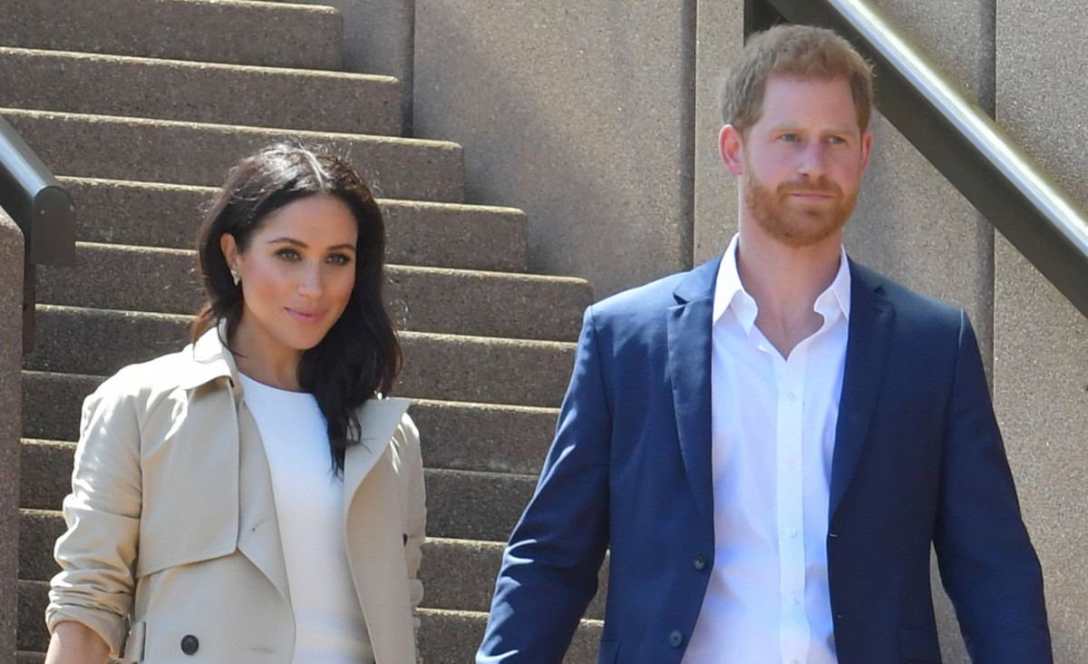 Royal expert gives details about sex of Meghan and Harry's baby