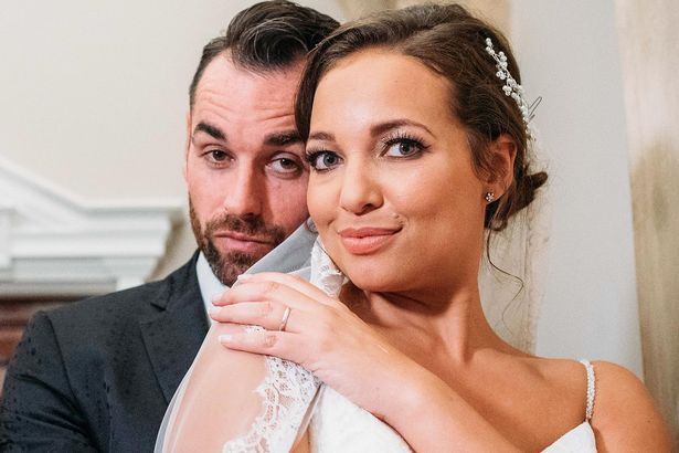Ben Jardine Stephanie Married at First Sight Channel 4