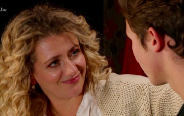 Emmerdale fans disturbed as Maya grooms Jacob with 'secret kiss'