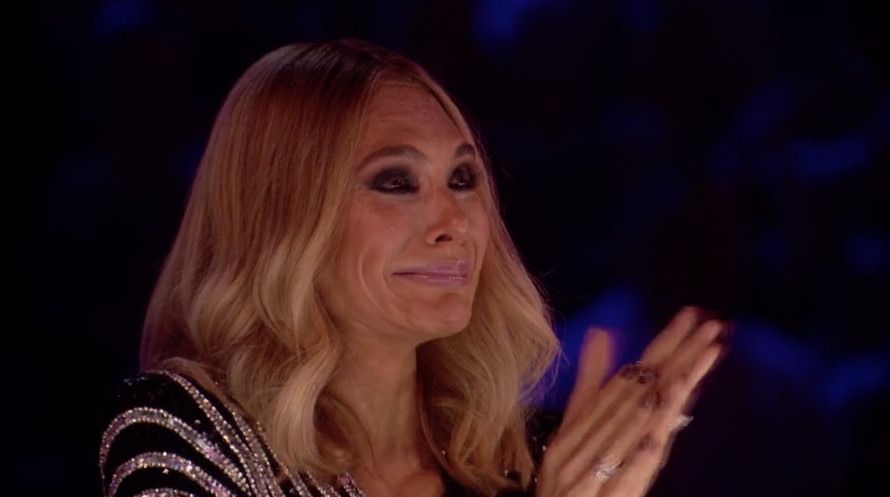X Factor's Ayda Field breaks down on The X Factor