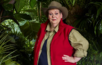 Anne Hegerty ITV