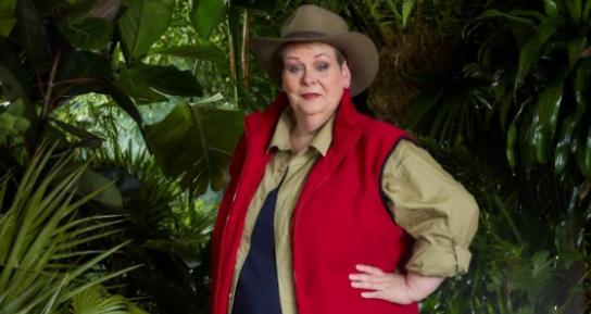 Anne Hegerty ITV