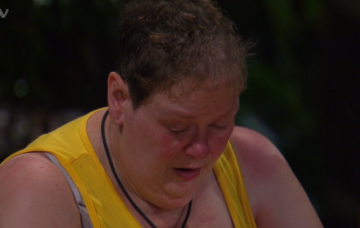 Anne Hegerty on I'm A Celebrity
