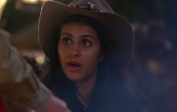 Sair Khan on I'm A Celebrity